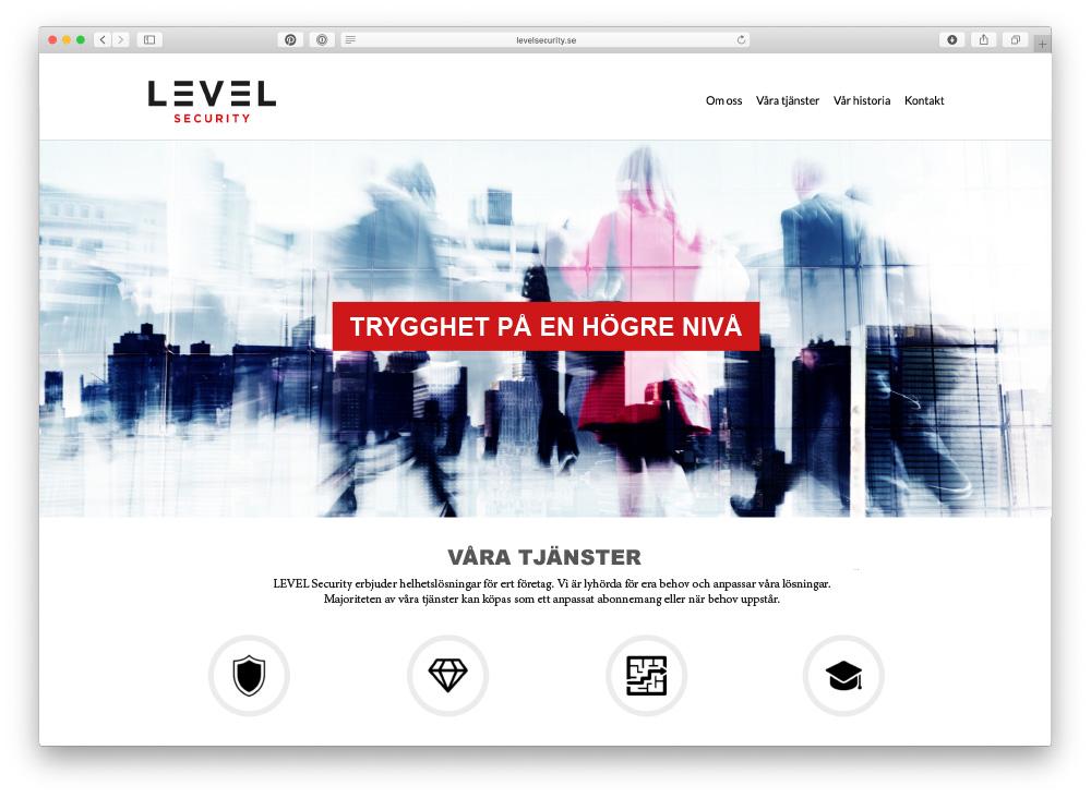 level-hemsida